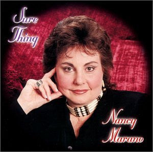 Nancy Marano - Sure Thing-CDs-Palm Beach Bookery