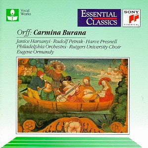 Eugene Ormandy - Orff - Carmina Burana (Essential Classics)-CDs-Palm Beach Bookery