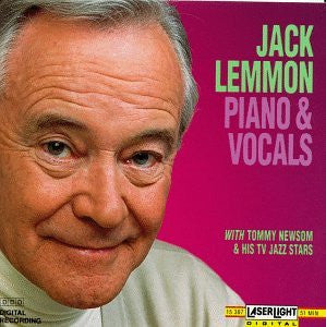 Jack Lemmon - Jack Lemon Piano & Vocals-CDs-Palm Beach Bookery