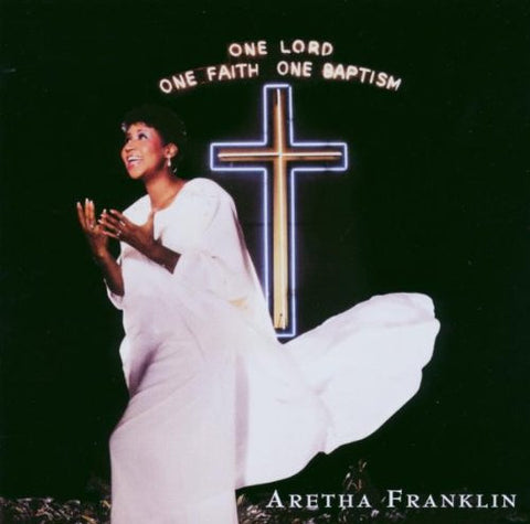 Aretha Franklin - One Lord One Faith One Baptism-CDs-Palm Beach Bookery