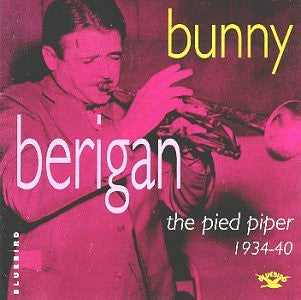 The Pied Piper 1934-1940 (RCA Bluebird)-Music-Palm Beach Bookery
