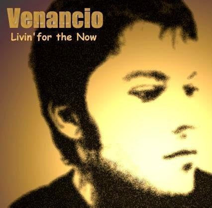 Venancio - Livin' For The Now-CDs-Palm Beach Bookery