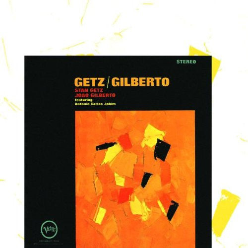 Stan Getz - Getz / Gilberto-CDs-Palm Beach Bookery