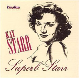 Kay starr - Superb Starr-CDs-Palm Beach Bookery