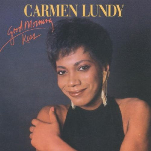 Carmen Lundy - Good Morning Kiss (Remastered)-CDs-Palm Beach Bookery