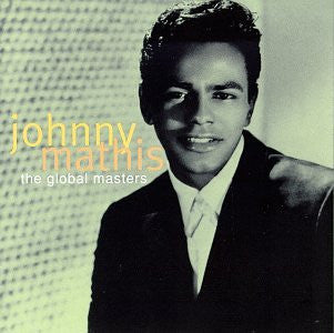 Johnny Mathis - Global Masters-CDs-Palm Beach Bookery