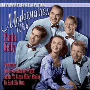 Modernaires - Very Best Of Modernaires-CDs-Palm Beach Bookery