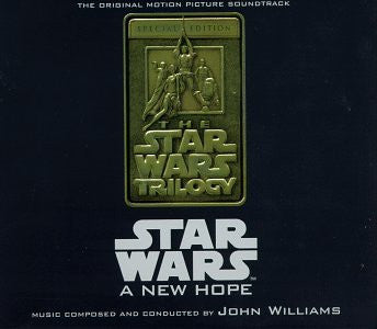 John Williams - Star Wars: A New Hope: The Original Motion Picture Soundtrack (Special Edition)-CDs-Palm Beach Bookery