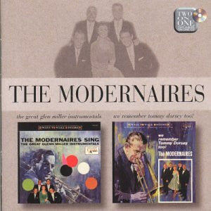 Moderaires - Sing The Great Glenn Miller Instrumentals / We Remember Tommy Dorsey Too-CDs-Palm Beach Bookery