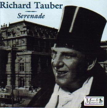 Richard Tauber - Serenade-CDs-Palm Beach Bookery