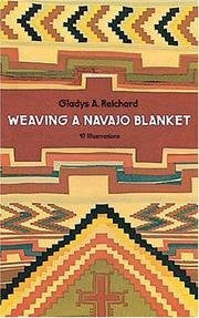 Weaving a Navajo Blanket-Books-Palm Beach Bookery