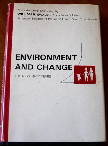 Environment and Change the Next Fifty Years-Book-Palm Beach Bookery