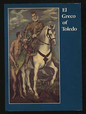 El Greco of Toledo-Book-Palm Beach Bookery