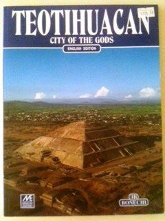 Teotihuacan City of the Gods - English Edition-Book-Palm Beach Bookery