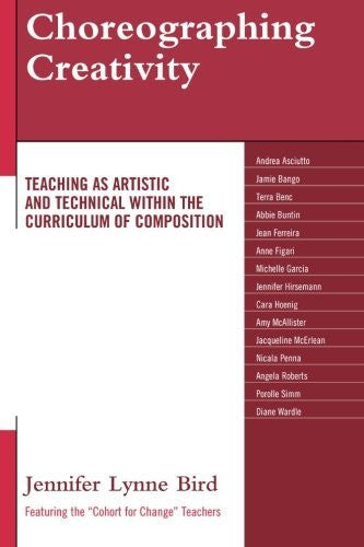 Choreographing Creativity: Teaching as Artistic and Technical within the Curriculum of Composition-Book-Palm Beach Bookery