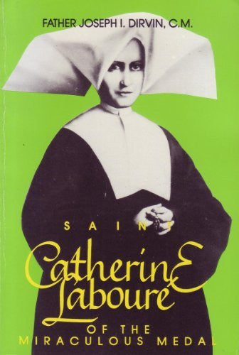 Saint Catherine Laboure of the Miraculous Medal-Book-Palm Beach Bookery