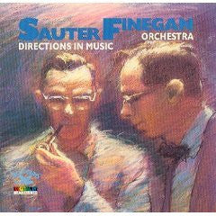 Sauter Finegan Orchestra - Directions in Music-CDs-Palm Beach Bookery