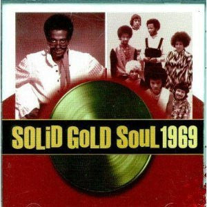 Various Artists - Solid Gold Soul 1969-CDs-Palm Beach Bookery