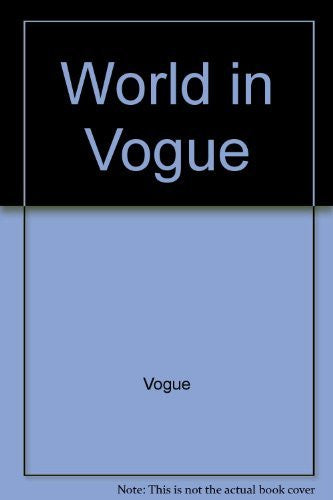 The World in Vogue-Book-Palm Beach Bookery