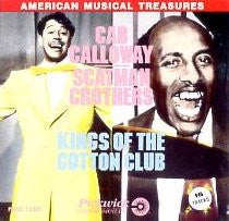 Cab Calloway, Scatman Crothers - Kings of the Cotton Club-CDs-Palm Beach Bookery