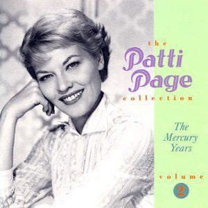 Patti Page - The Patti Page Collection: The Mercury Years, Vol. 2-CDs-Palm Beach Bookery