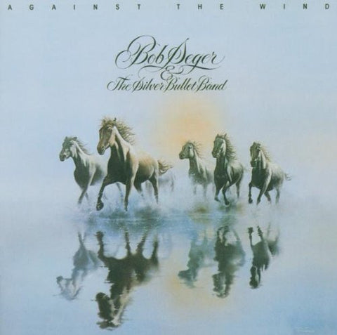 Bob Seger - Against The Wind [Remastered]-CDs-Palm Beach Bookery
