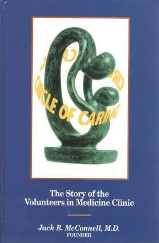 Circle of Caring:The story of the Volunteers in Medicine Clinic-Book-Palm Beach Bookery