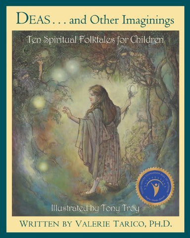 Deas and Other Imaginings: Ten Spiritual Folktales for Children-Book-Palm Beach Bookery
