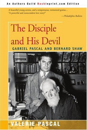 The Disciple and His Devil: Gabriel Pascal Bernard Shaw-Book-Palm Beach Bookery