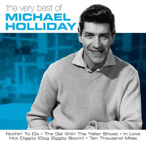 Michael holliday - Very Best of Michael Holliday-CDS-Palm Beach Bookery
