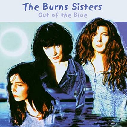 Burns Sisters - Out Of The Blue-CDs-Palm Beach Bookery