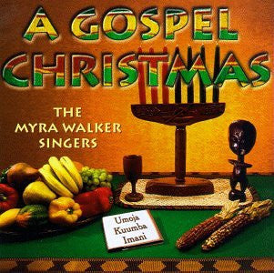 A Gospel Christmas The Myra Walker Singers-CDs-Palm Beach Bookery