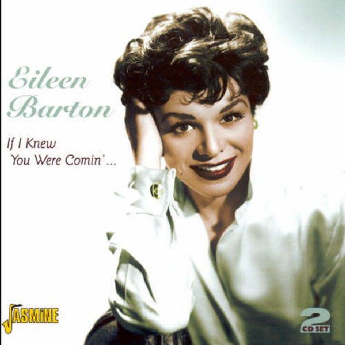 Eileen Barton - If I Knew You Were Comin'.... [ORIGINAL RECORDINGS REMASTERED] 2CD SET-CDs-Palm Beach Bookery