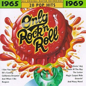 Only Rock'N Roll: 1965-1969 (Series)-CDs-Palm Beach Bookery
