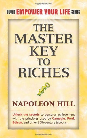 The Master Key to Riches (8/23/09)-Book-Palm Beach Bookery