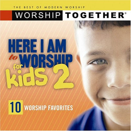 Here I Am to Worship for Kids 2-CDs-Palm Beach Bookery
