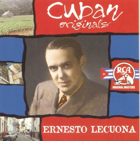 Ernesto Lecuona - Cuban Originals (Spanish)-CDs-Palm Beach Bookery