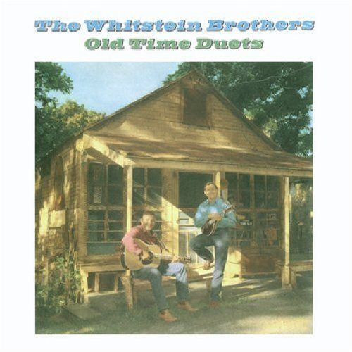 Whitstein Brothers - Old Time Duets-CDs-Palm Beach Bookery