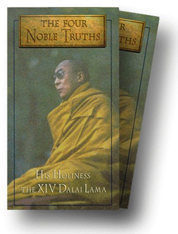 The Four Noble Truths [VHS]-Video-Palm Beach Bookery
