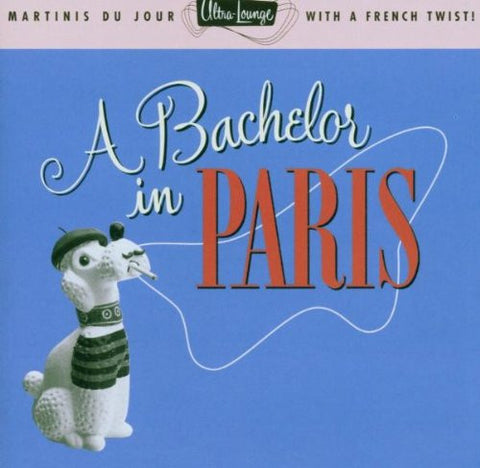 Various Artists - A Bachelor in Paris, Vol. 10-CDs-Palm Beach Bookery