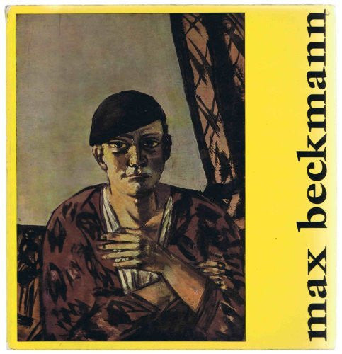 MAX BECKMAN with Contributions by Harold Joachim and Perry T. Rathbone-Book-Palm Beach Bookery