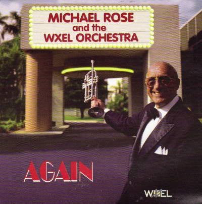 Michael Rose and his Orchestra - Again-CDs-Palm Beach Bookery