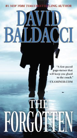 The Forgotten Lrg Edition by Baldacci, David-Book-Palm Beach Bookery