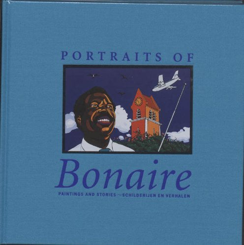 Portraits of Bonaire-Book-Palm Beach Bookery