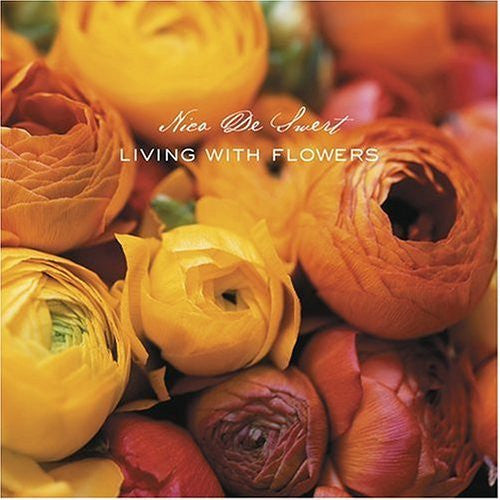 Living with Flowers-Book-Palm Beach Bookery