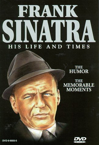 FRANK SINATRA  HIS LIFE AND TIMES-DVD-Palm Beach Bookery