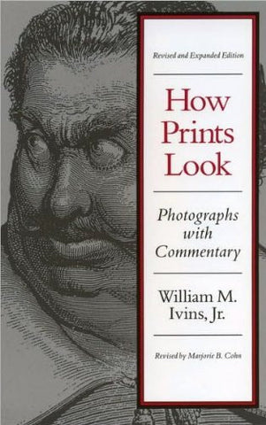 How Prints Look (text only) Revised edition by W. M. Ivins-Book-Palm Beach Bookery