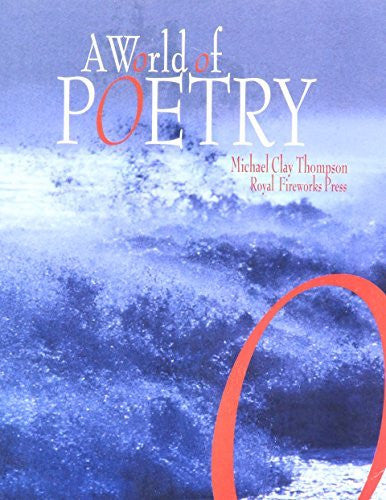 A World of Poetry - By: Michael Clay Thompson-Books-Palm Beach Bookery
