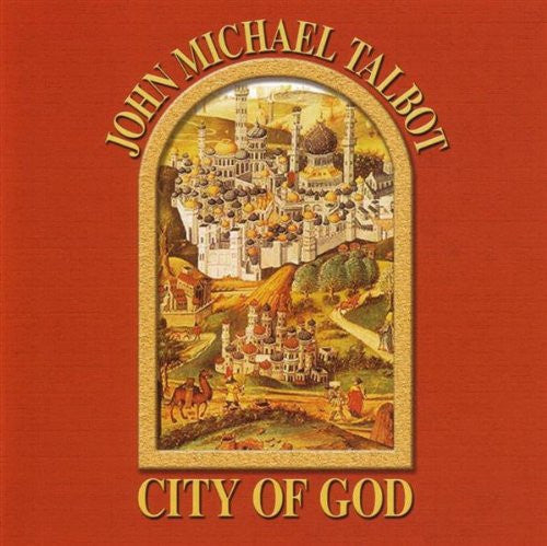 City of God-CDs-Palm Beach Bookery