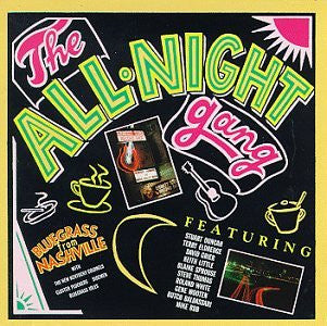 Various Artists - Bluegrass From Nashville - The All Night Gang-CDs-Palm Beach Bookery